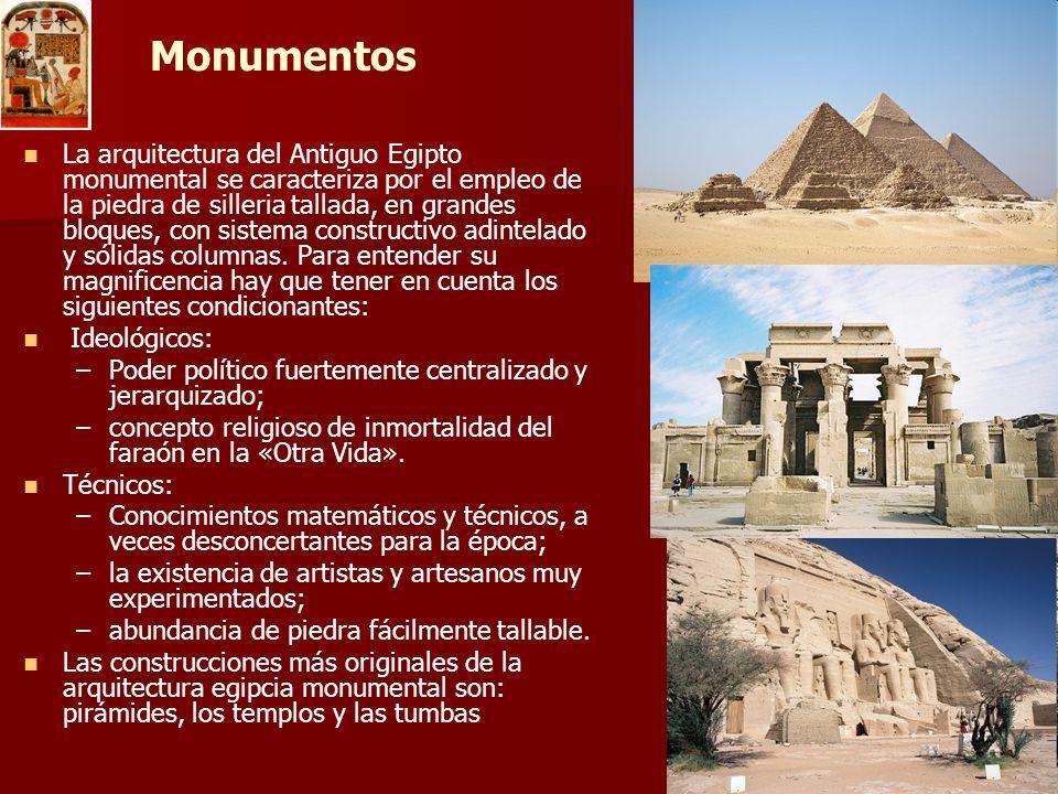 Religión La religión es un factor fundamental de la cultura egipcia, se trata de una religión politeísta, pero con tendencia al monoteísmo ya que cada pequeña región tenía un dios al que rendía culto principalmente y luego rendía culto a los demás de manera secundaria.
