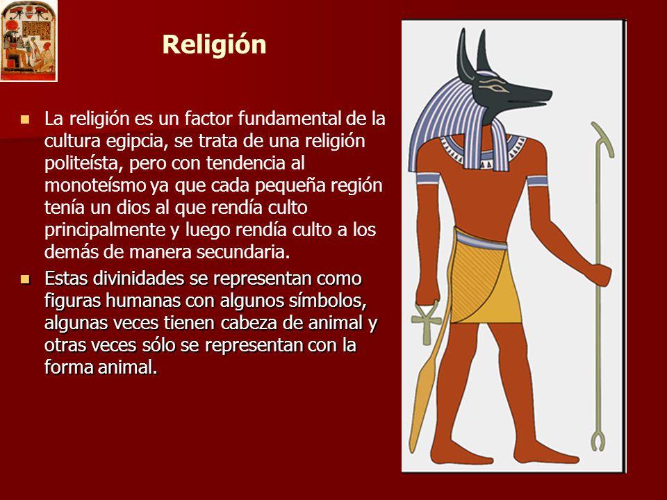 Aportes a la civilización actual Los egipcios lograron adelantos científicos y técnicos.