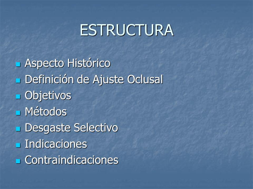 Objetivos 1era etapa: Crear una posición intercuspidea estable.