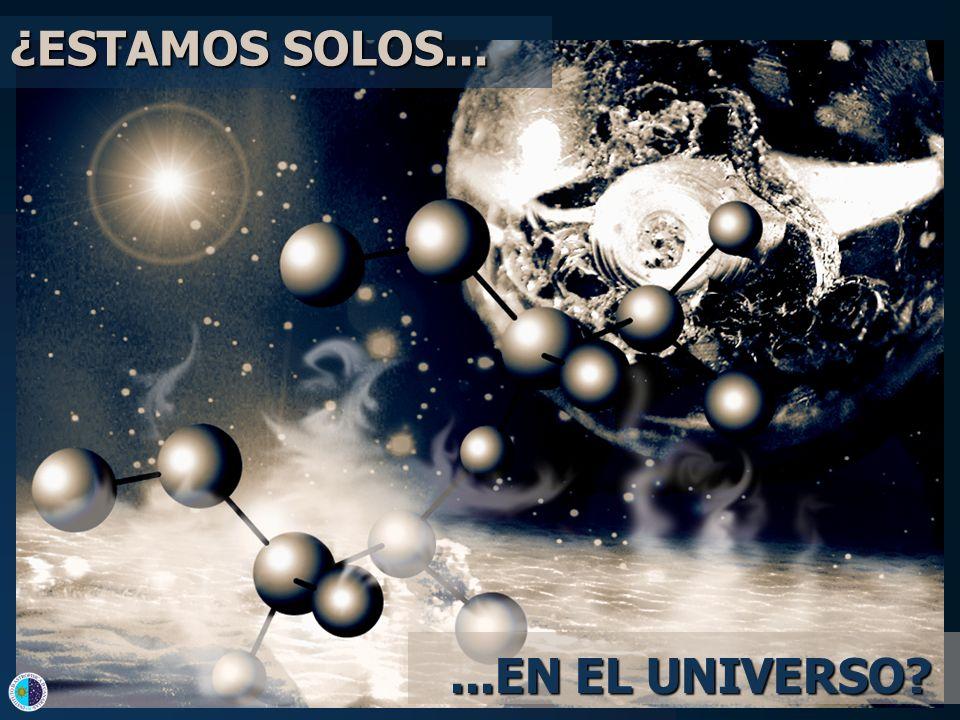 ¿ESTAMOS SOLOS......EN EL UNIVERSO?