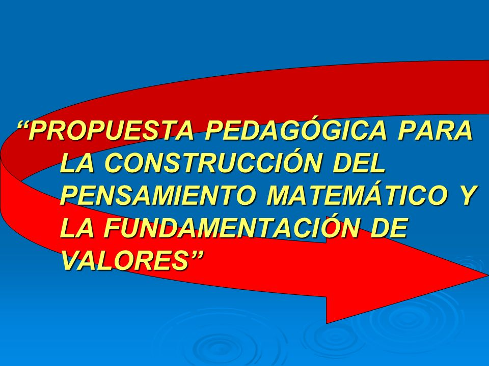 DE ACUERDO CON EL EJEMPLO INCIAL DE LA MISIÓN DE UNA INSTITUCIÓN EDUCATIVA, CON VOCACIÓN HACIA LAS COMPETENCIAS DEL PENSAMIENTO MATEMÁTICO, EL MODELO