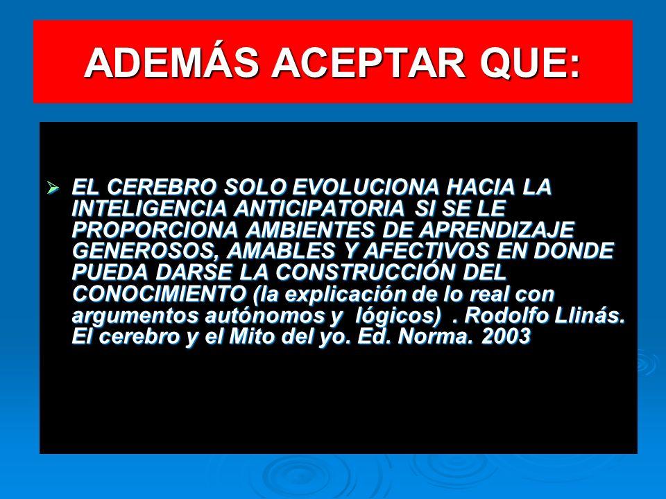 . ACTORES DE LA PROPUESTA PEDAGÓGICA CONOCIMIENTO (competencias y valores) DOCENTE (con competencia holística e integradora ESTUDIANTE ( actor del aprendizaje autónomo) AMBIENTES Y ENTORNO PEI-MISIÓN-VISIÓN Y PRINCIPIOS LA REALIDAD SOCIAL Prof: Juan de Dios Urrego Gallego PEI