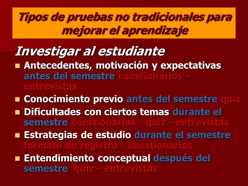 PREGUNTASLOGROS (Lo que el estudiante hace en el proceso, se evidencia con parciales, tareas, ejercicios, escritos, etc.) COMPETENCIA HOLÍSTICA ¿QUE T