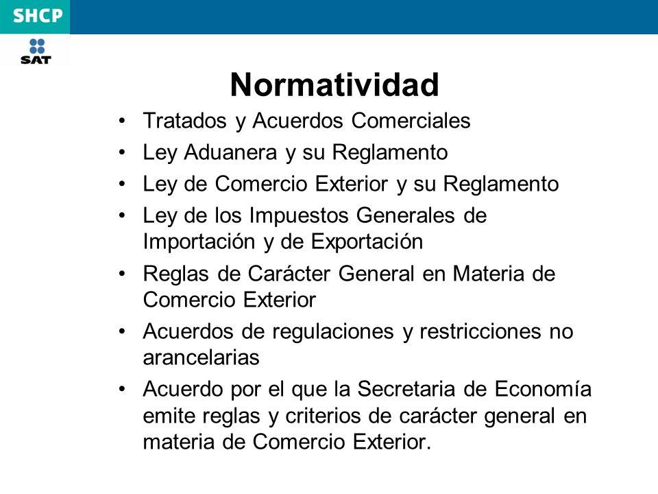 Disposiciones de carácter general que regulan los procedimientos a seguir para la correcta aplicación de las disposiciones aduaneras.