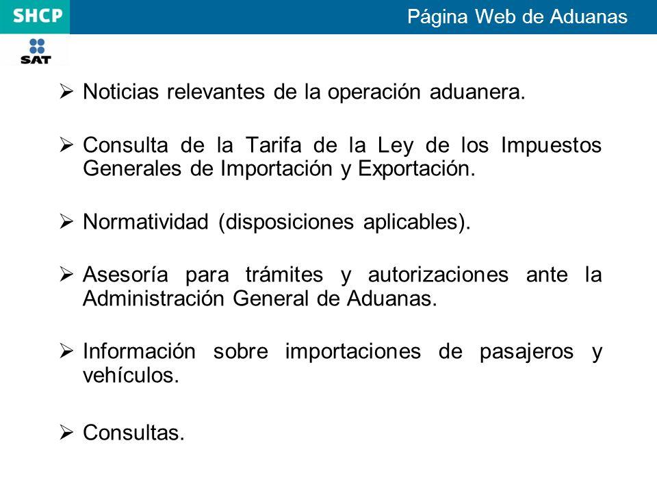 Informarse sobre la correcta clasificación arancelaria de las mercancías que pretender introducir a México.