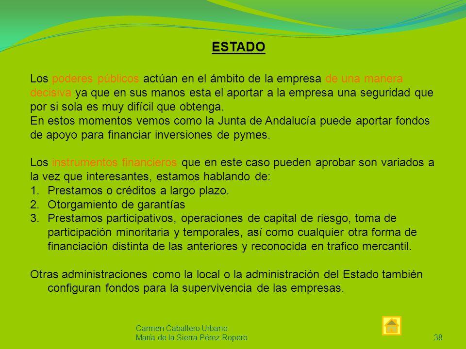 Carmen Caballero Urbano María de la Sierra Pérez Ropero37 BARRERAS DE ENTRADA En relación a las dificultades legales que puede suponer la entrada de una nueva empresa en el mercado del mueble son muy escasas, ya que si pertenece a la Comunidad Económica Europea, no tiene que soportar de ningún tipo.