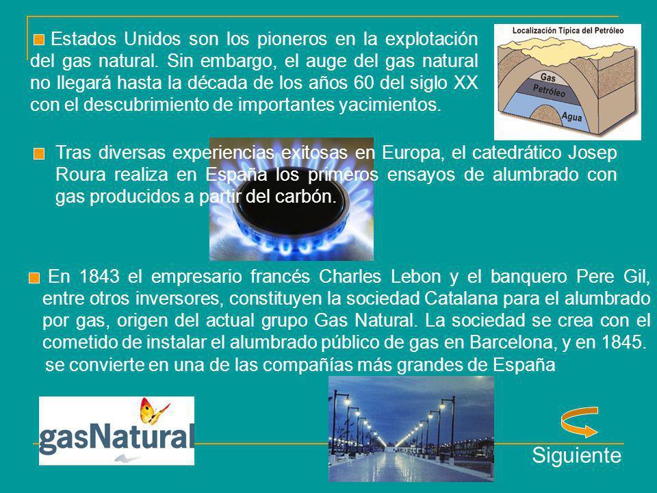 Atrás En 1846, los empresarios ingleses Guillermo Partington y Eduardo Oliver Manby crean la sociedad Madrileña para el alumbrado de gas en Madrid.