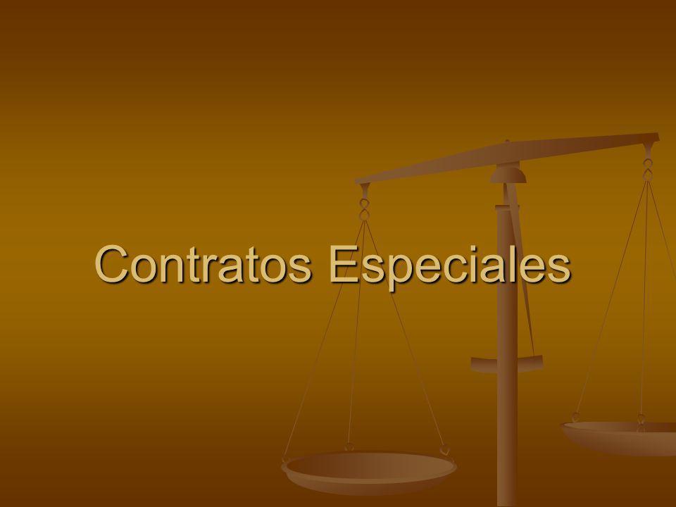 Contratos de Garantía (cont.) Hipoteca Hipoteca Contrato accesorio de garantía en el cual el Acreedor (A.