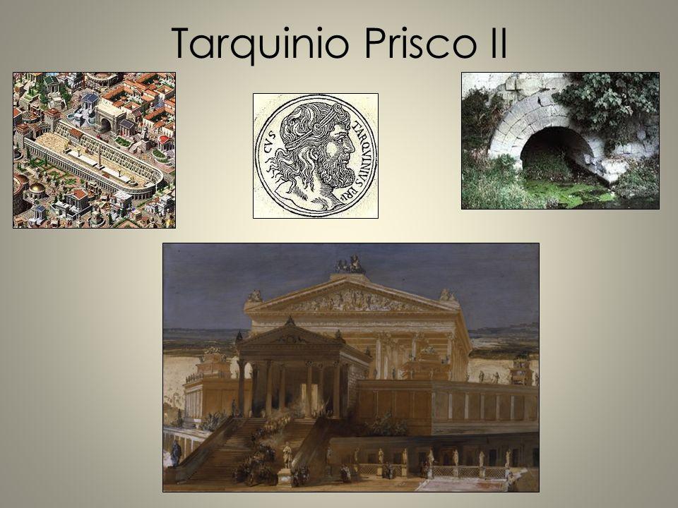 Tarquinio Prisco II