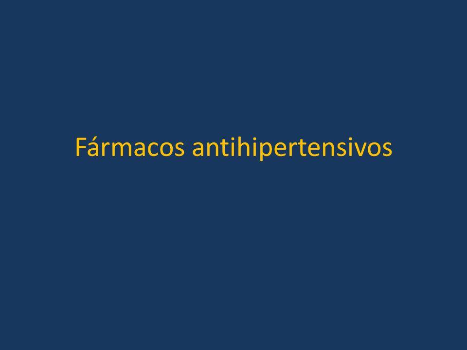 Inhibidores del sistema renina-angiotensina A- Inhibidores de la enzima convertidora de angiotensina (E.C.A.) B- Antagonistas del receptor AT1 (ARA II) C- Inhibidores de renina