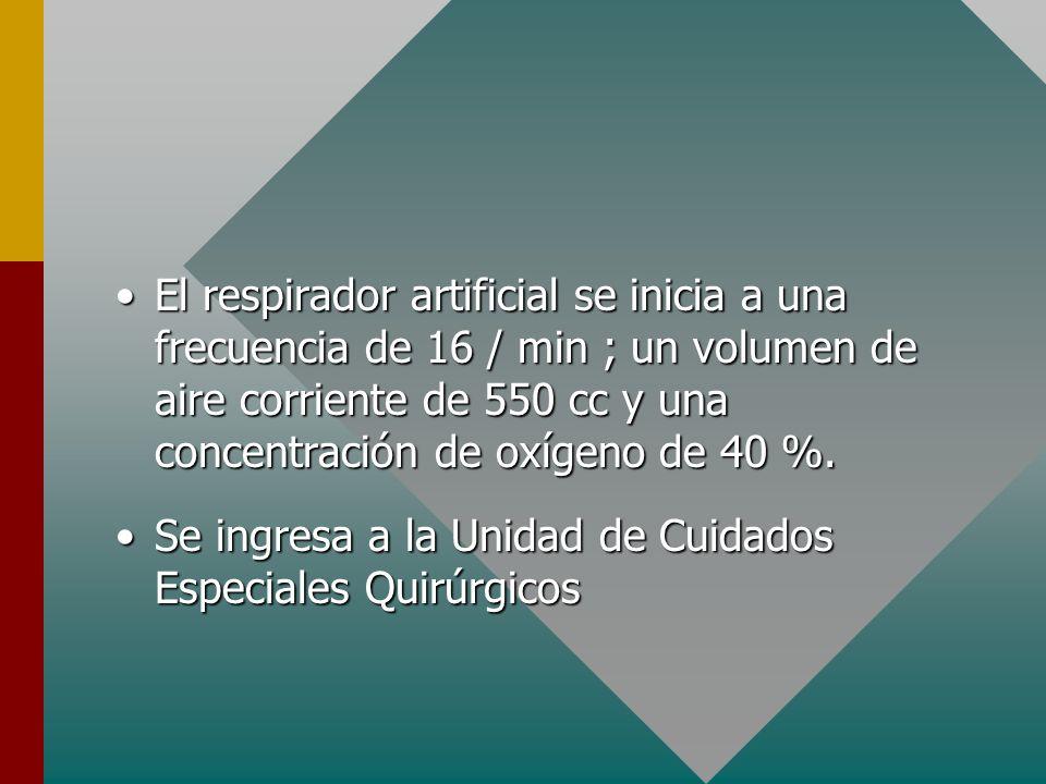 1.TRASTORNOS V / Q b.