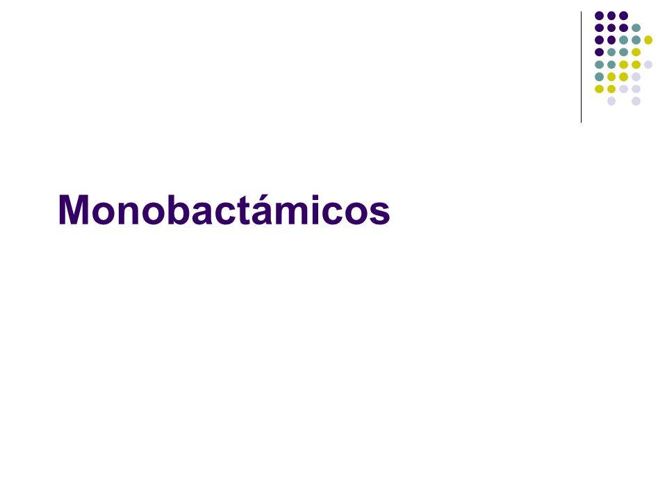 Monobactámicos