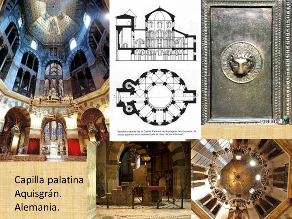 Escuela palatina de Aquisgrán -EL TRIVIUM, gramática, retórica,dialéctica.