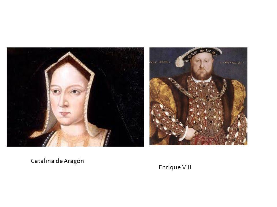 Catalina de Aragón Enrique VIII
