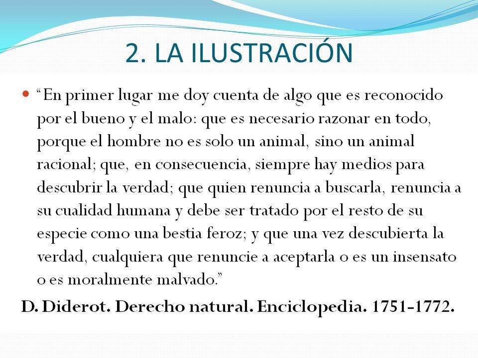 2. LA ILUSTRACIÓN