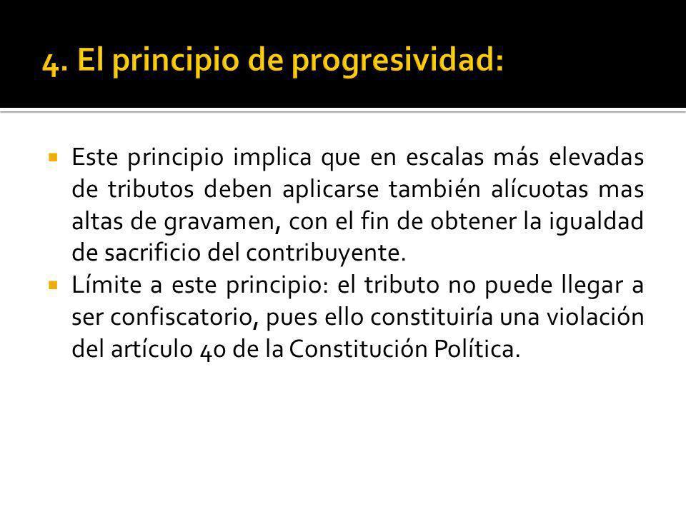 El art.40 de la C.P. prohíbe la confiscación del patrimonio de los ciudadanos.