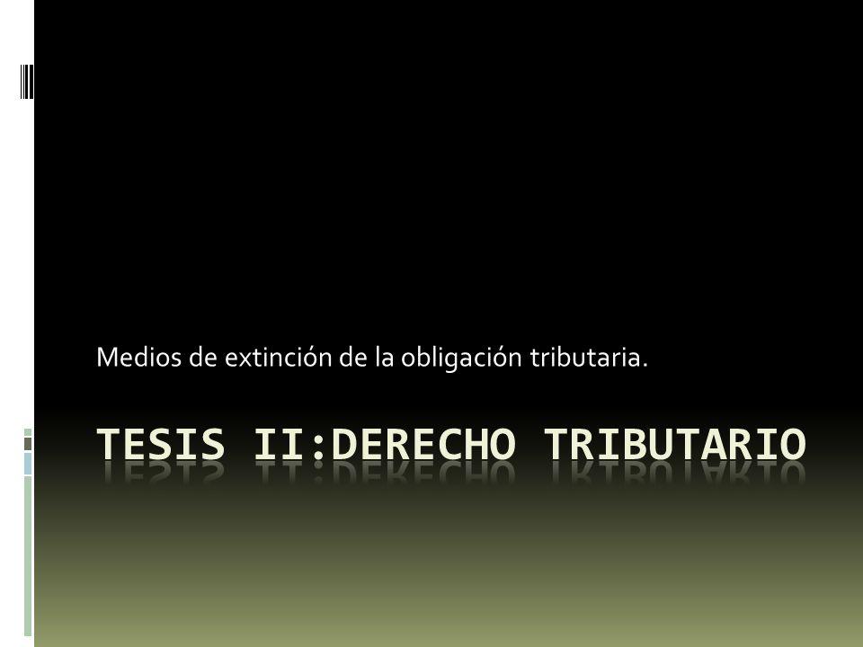 Los medios de extinción (art.