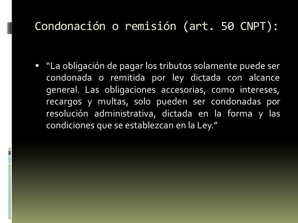 Prescripción (arts.51-56 CNPT): Términos de prescripción (art.