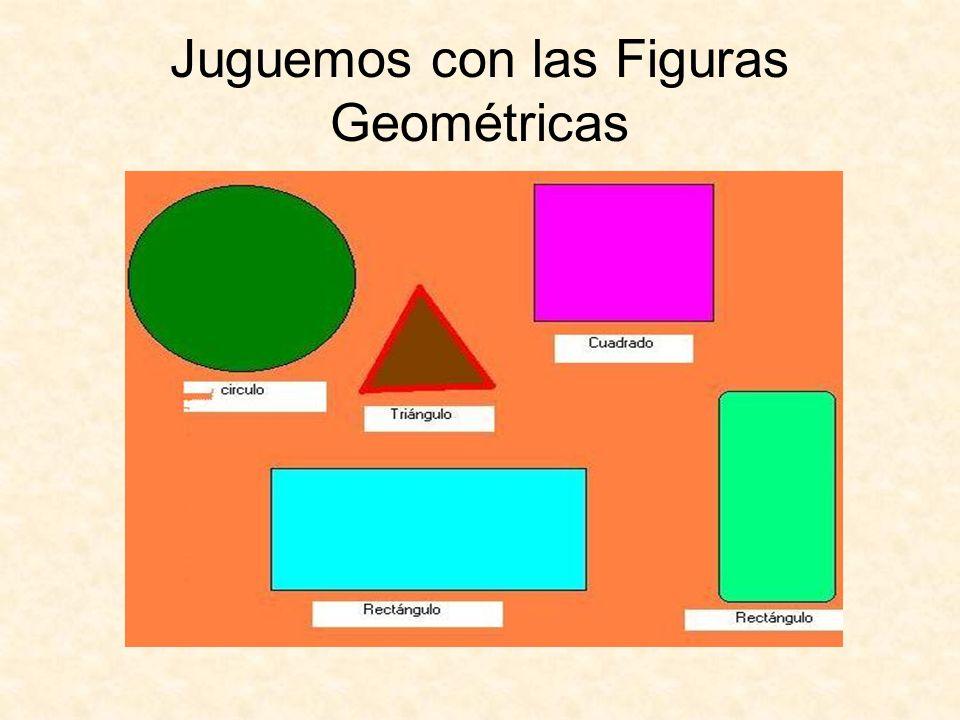 Juguemos con las Figuras Geométricas