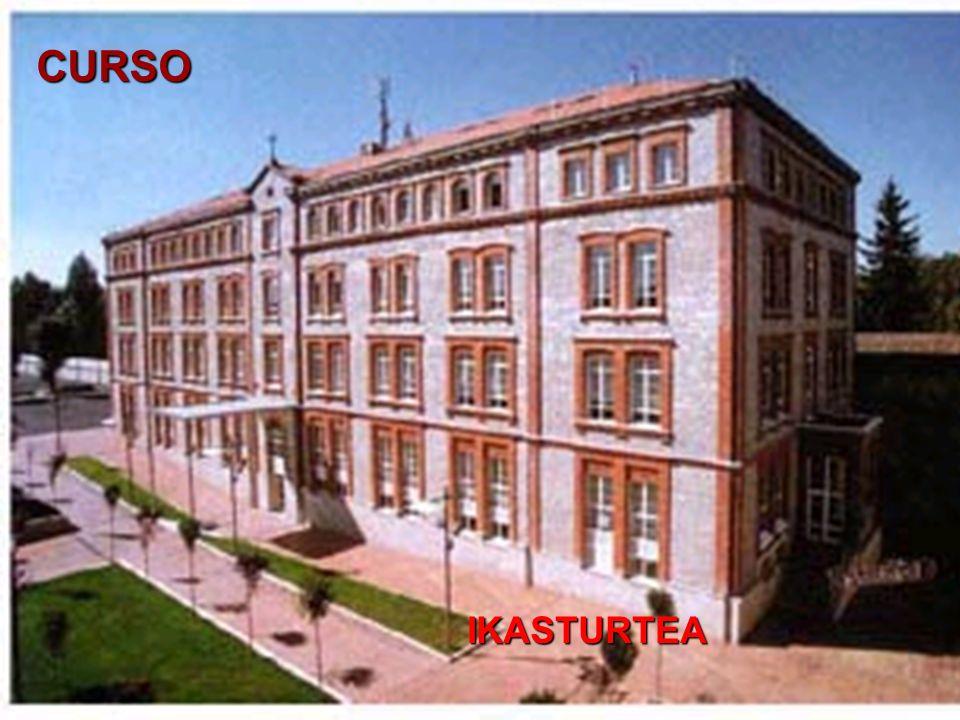 CURSO IKASTURTEA