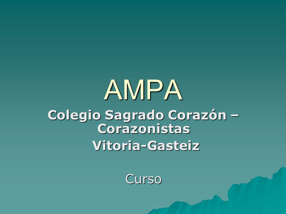 AMPA Colegio Sagrado Corazón – Corazonistas Vitoria-Gasteiz Vitoria-GasteizCurso