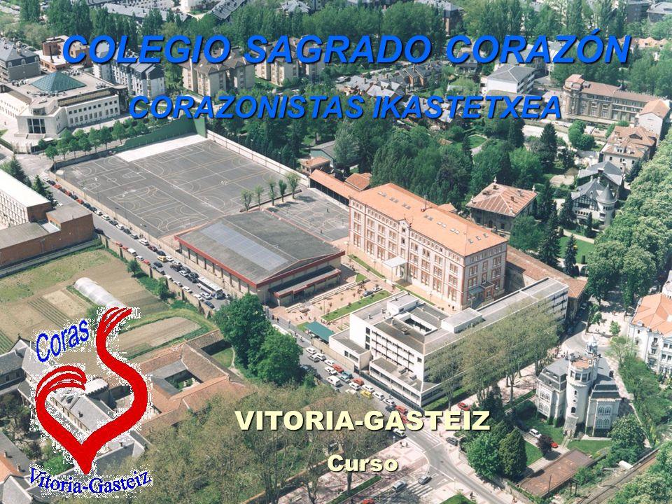 COLEGIO SAGRADO CORAZÓN CORAZONISTAS IKASTETXEA VITORIA-GASTEIZCurso