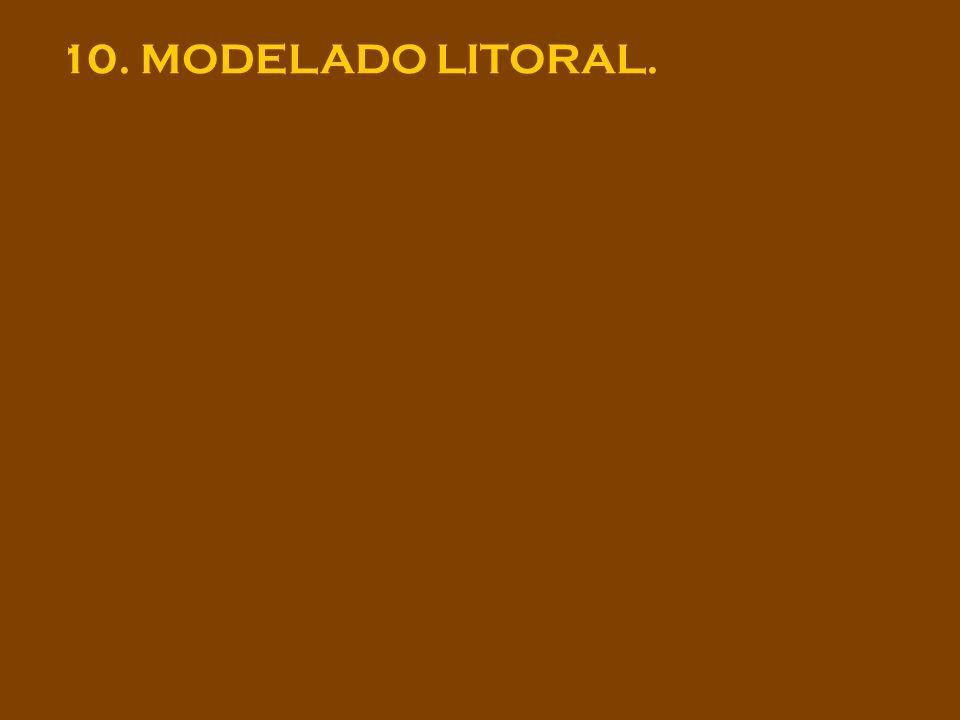 10. MODELADO LITORAL.