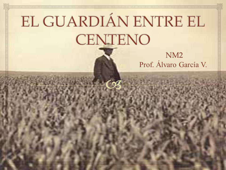 NM2 Prof. Álvaro García V.