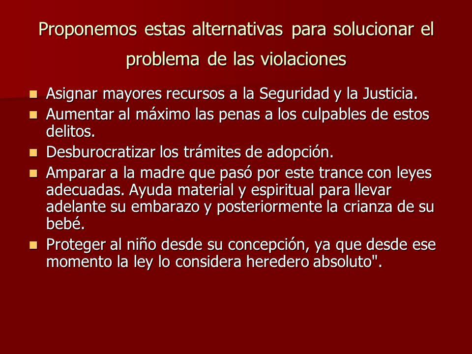 Hay una serie de ataques contra la vida humana en América Latina, silenciosos y sutiles, pero no menos reales.