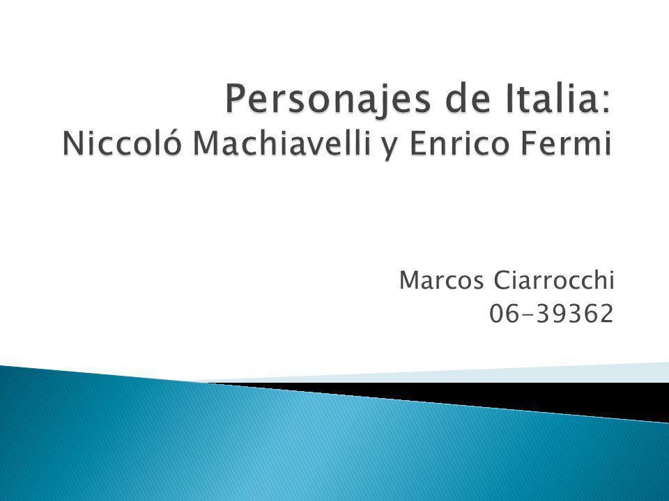 Marcos Ciarrocchi 06-39362