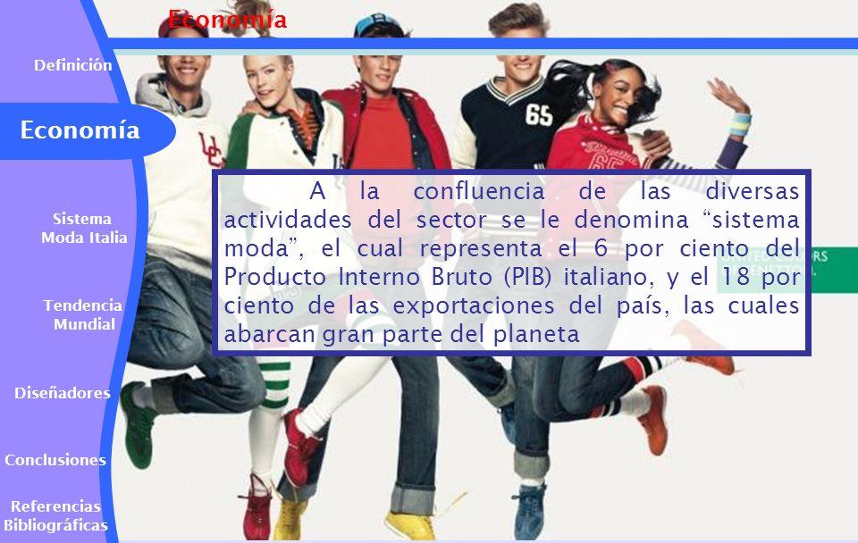 Sistema Moda Italia (SMI) es una de las organizaciones más grandes del mundo que representa la industria del textil y la moda.