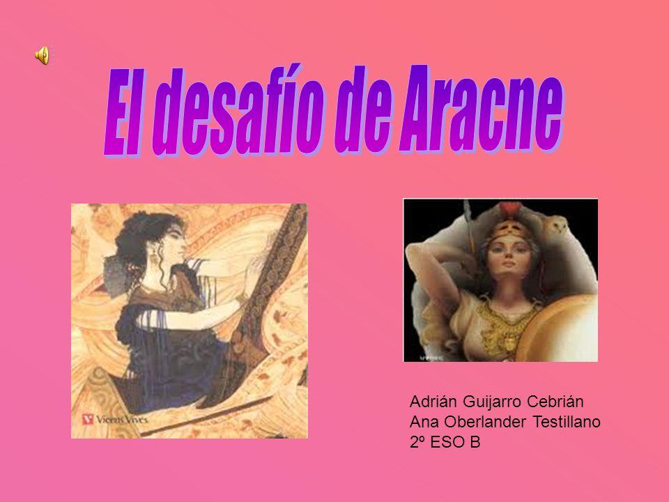 Adrián Guijarro Cebrián Ana Oberlander Testillano 2º ESO B