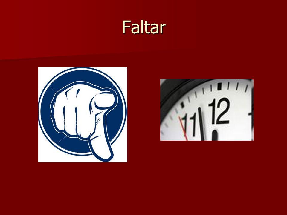 Faltar