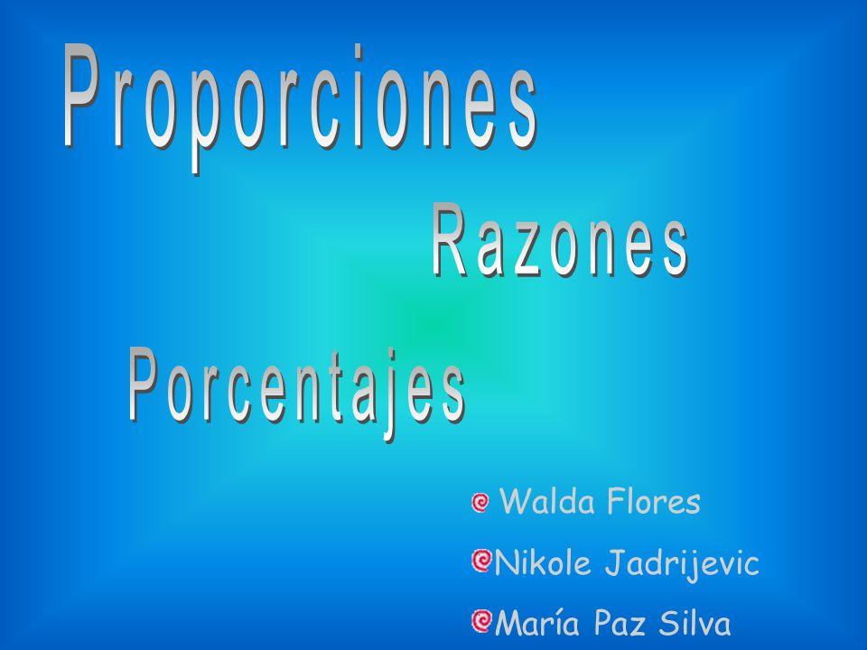 Walda Flores Nikole Jadrijevic María Paz Silva