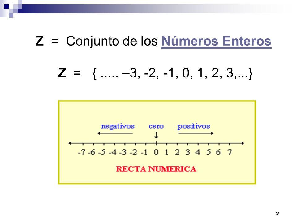 3 PRODUCTO EN Z La regla que se utiliza es la misma para multiplicar que para dividir.¿ CÓMO SE HACE?.
