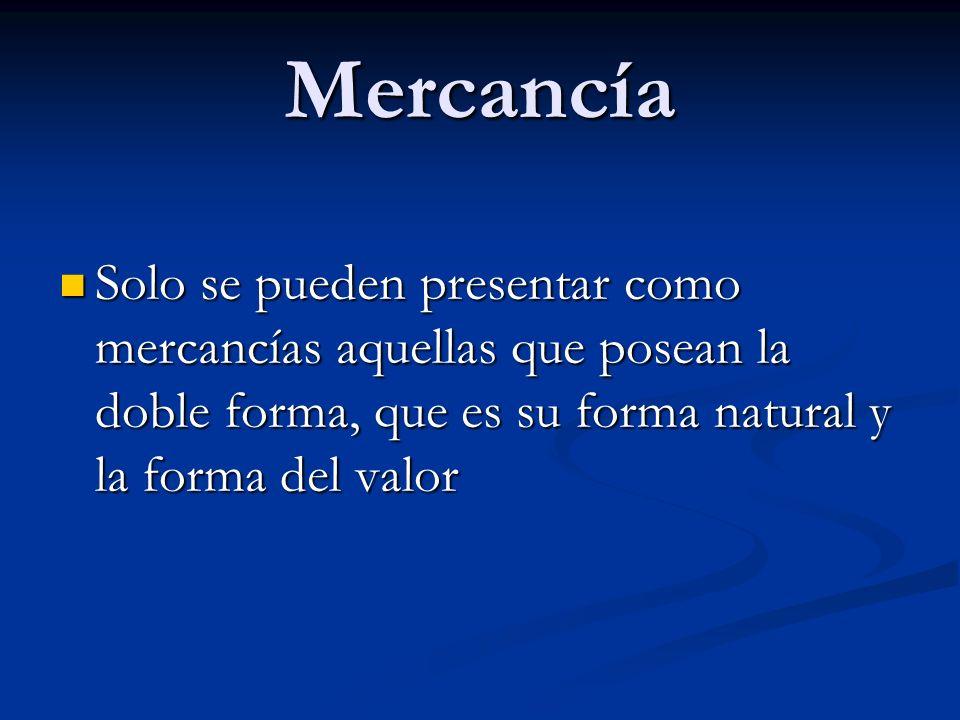 Objetivo FORMA RELATIVA DESARROLLADA FORMA RELATIVA DESARROLLADA FORMA PRECIO FORMA PRECIO