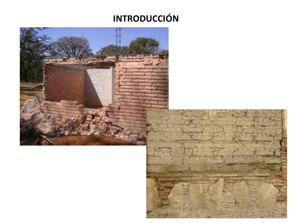 Para el mejoramiento de los materiales de tierra como el adobe, algunas maquinas hidráulicas han sido desarrolladas con la finalidad de facilitar el proceso de compactación y conseguir bloques similares a los del concreto.