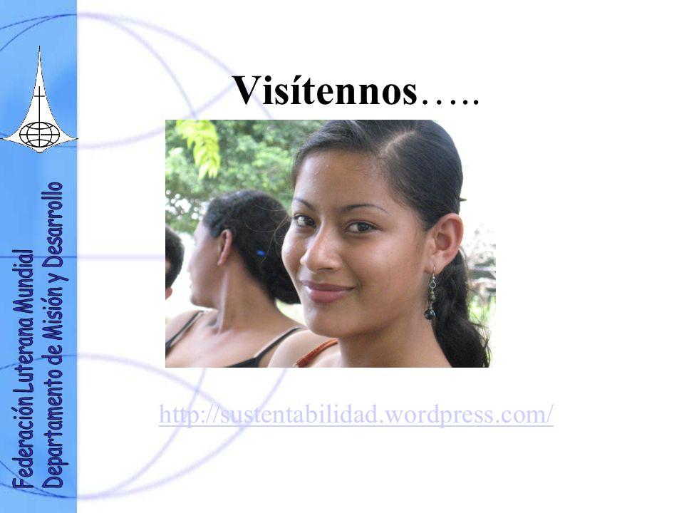 Visítennos….. http://sustentabilidad.wordpress.com/