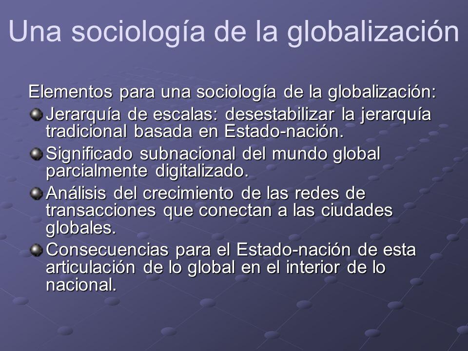 Nuevas formaciones sociales Sociología del espacio digital Imbricaciones entre lo digital y lo social.