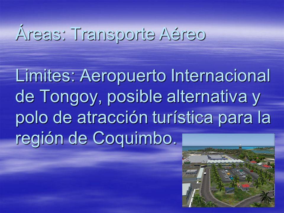 Pregunta general de la investigación ¿ Es viable la construcción e instalación del futuro aeropuerto ¿ Es viable la construcción e instalación del futuro aeropuerto de Tongoy .