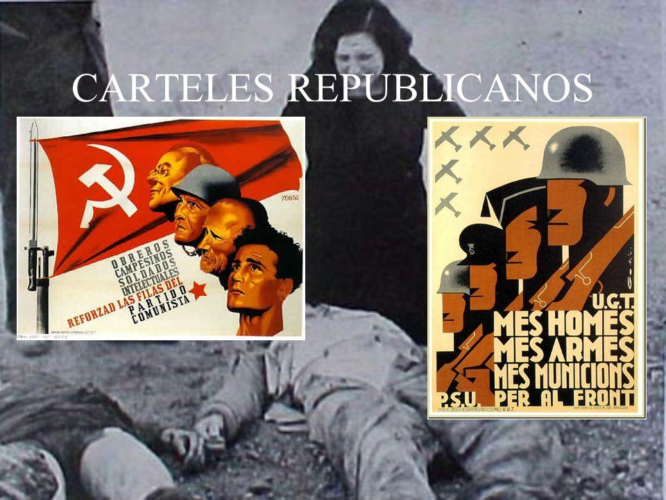 CARTELES REPUBLICANOS
