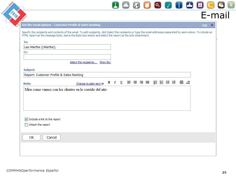 E-mail COMMANDperformance Español 25