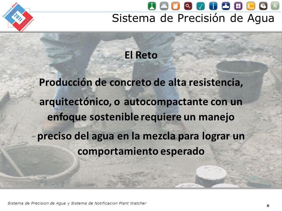 Sistema de Precision de Agua y Sistema de Notificacion Plant Watcher 6 The Class Name is to appear on the bottom of each content slide. To do this go