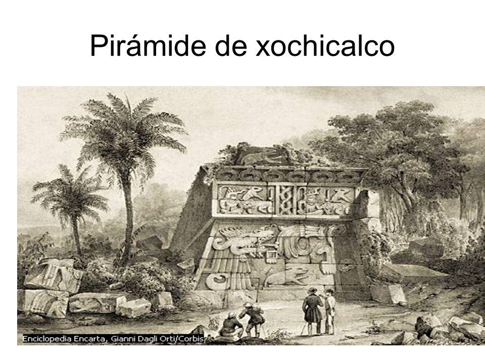 Pirámide de xochicalco