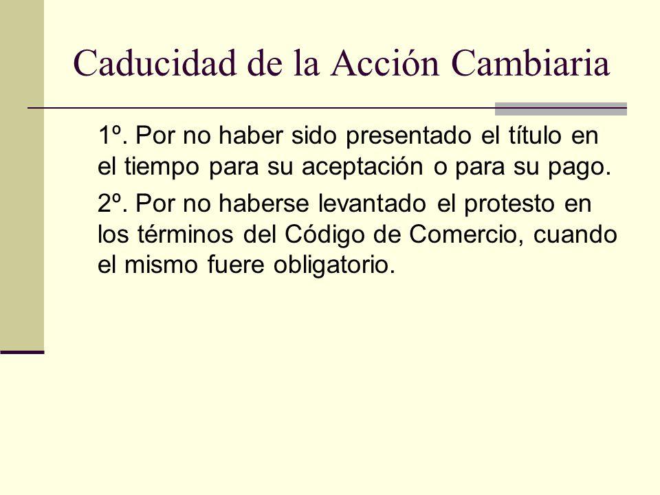 Prescripción de la Acción Cambiaria ARTICULO 626.PRESCRIPCION DE LA DIRECTA.