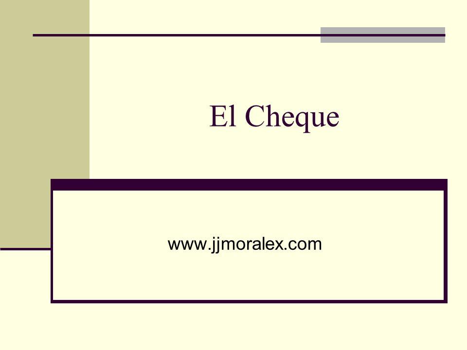 Definición Título de Crédito, en virtud del cual el librador da una orden incondicional de pago a un banco, contra la entrega de un documento previamente impreso, pague al beneficiario.