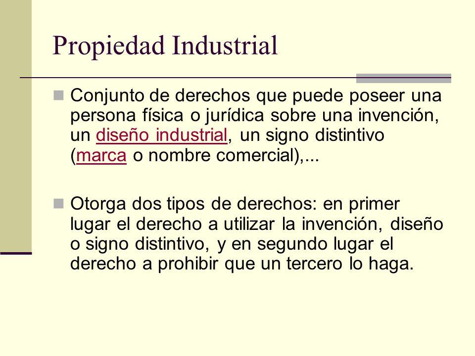 PATENTES DE INVENCION La patente de invención es una concesión hecha por el Estado, que otorga el derecho de monopolio de explotación industrial del objeto de una invención susceptible de ser explotada industrialmente.