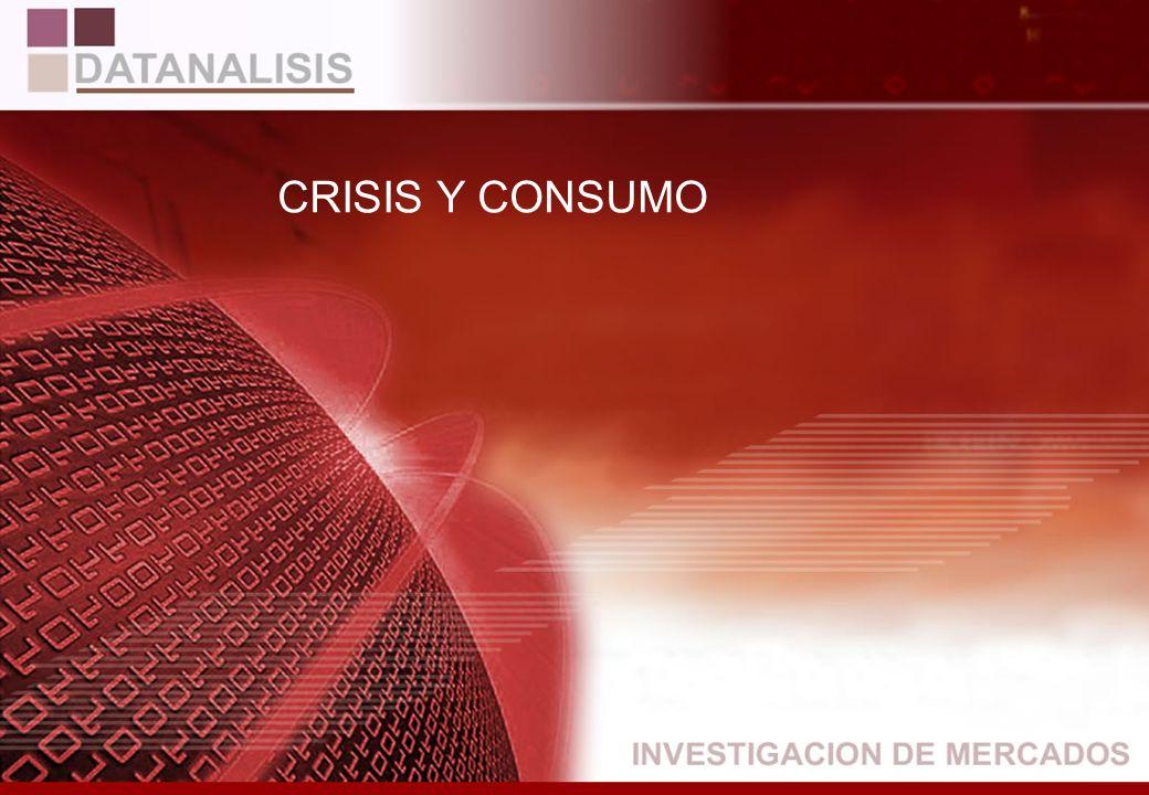 CRISIS Y CONSUMO