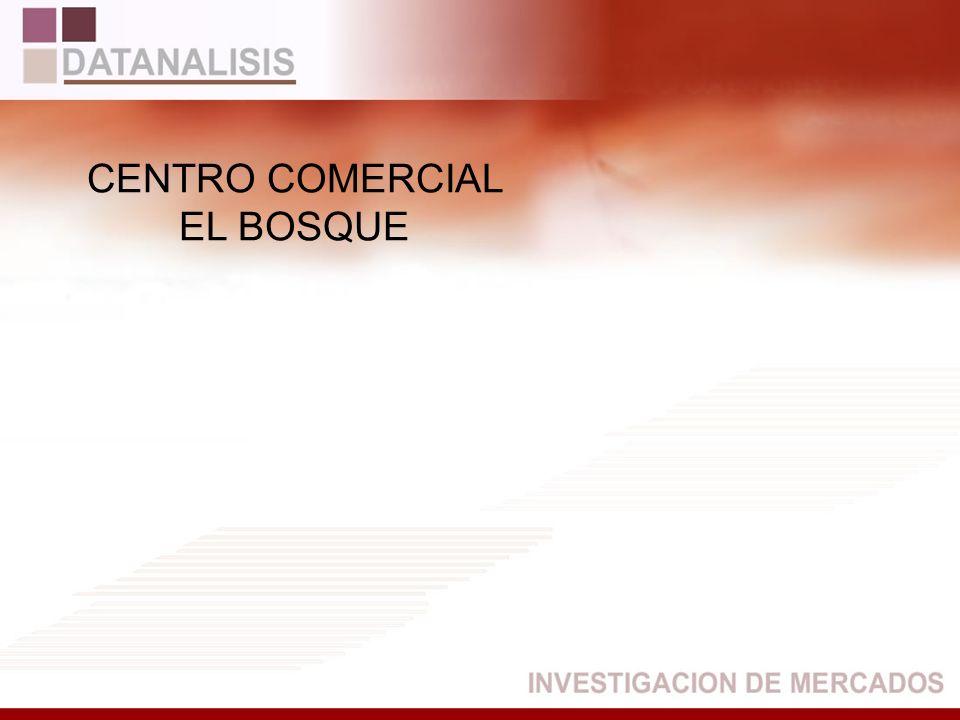 CENTRO COMERCIAL EL BOSQUE