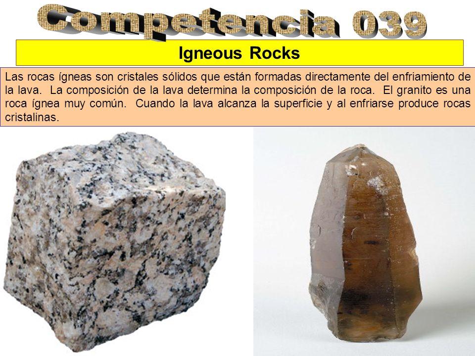 Sedimentary Rocks rocas clásticas rocas neo-formantes (Chemical) A veces son llamadas también rocas secundarias, ya que son el resultado de la acumulación de pequeños pedazos de otras rocas.